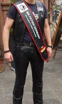 MR FETISH GERMANY 2011