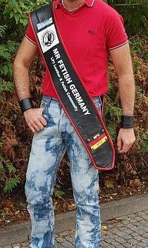 MR FETISH GERMANY 2012