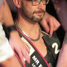 MR. FETISH GERMANY 2016
